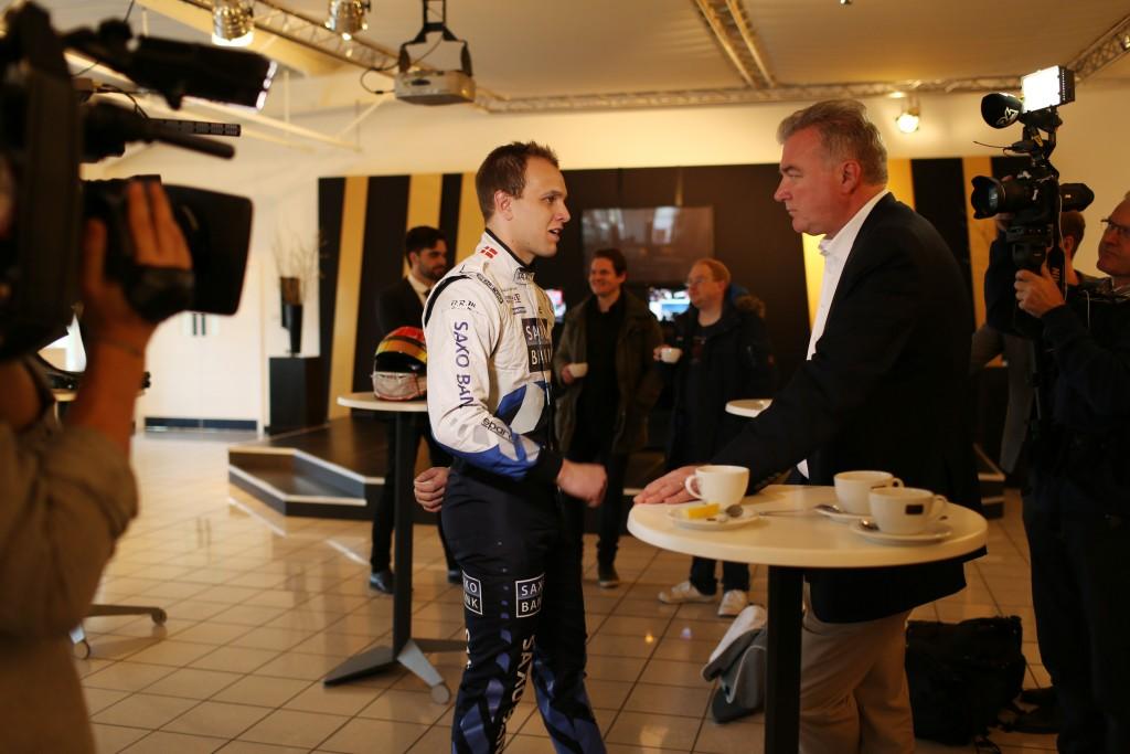 Lars Seier Christensen and Marco Sørensen