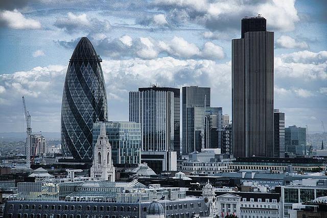 Forex firms london