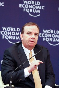 HSBC Chief Executive Officer Stuart Gulliver