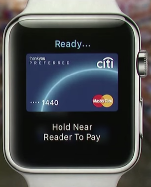 apple watch citi