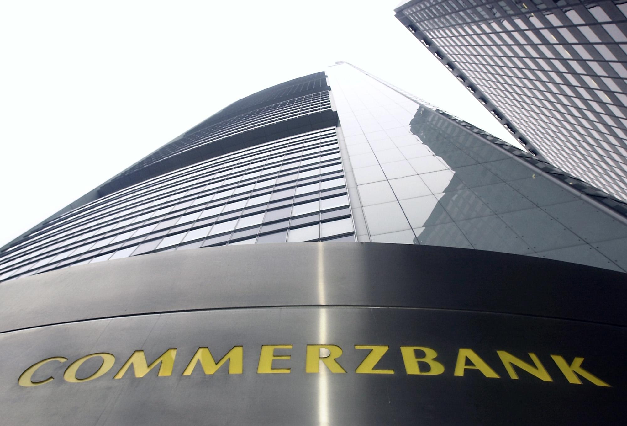 Bloomberg commerzbank