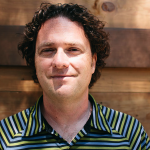 Jonas Lamis, CEO and cofounder of Sensai
