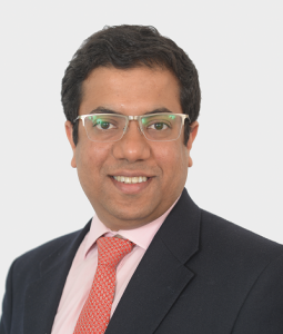 SafeCharge CFO Ali Khwaja