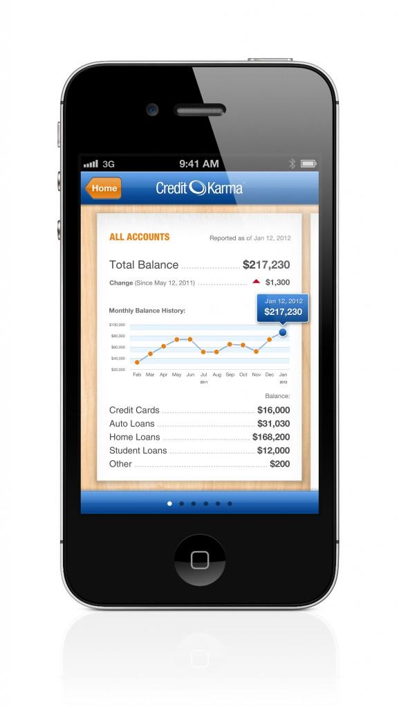 credit karma iphone