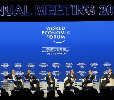 world economic forum annual meeting