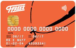 ffrees credit card