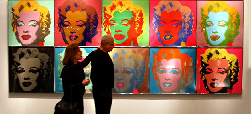 Marilyn Monroe artwork