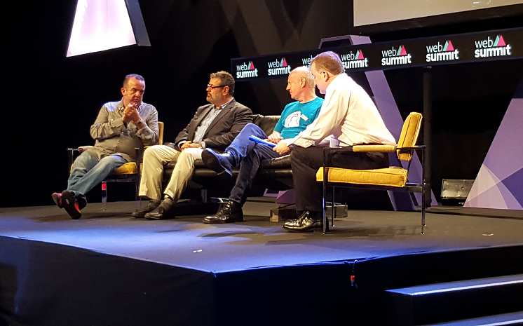 money summit at websummit 2015 dublin