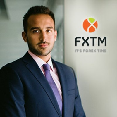 Jameel Ahmad, VP Corporate Development, FXTM