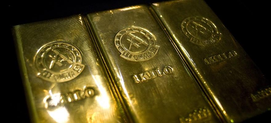 China Gold Reserves (Photo: Bloomberg)