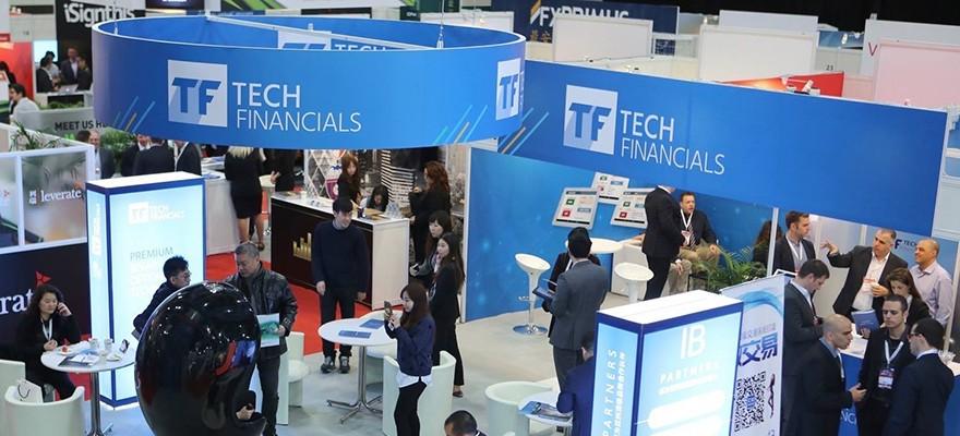 TechFinancials at the iFX Expo Hong Kong