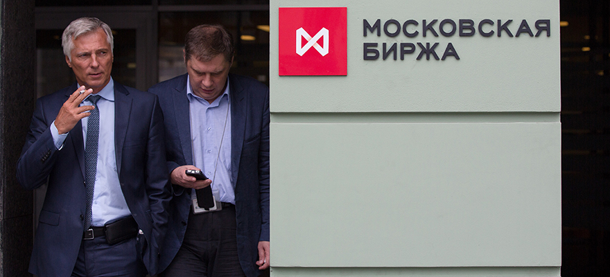 Moscow stock exchane