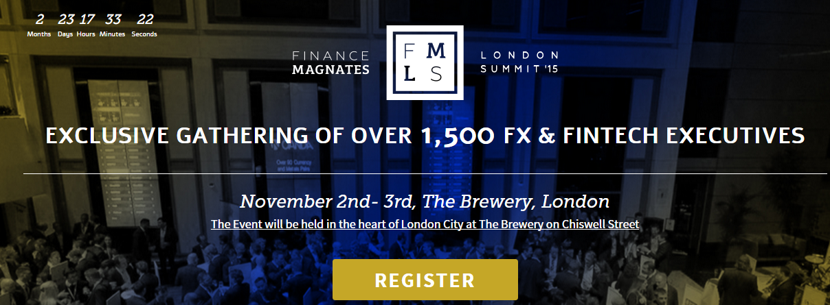 Forex magnates event london