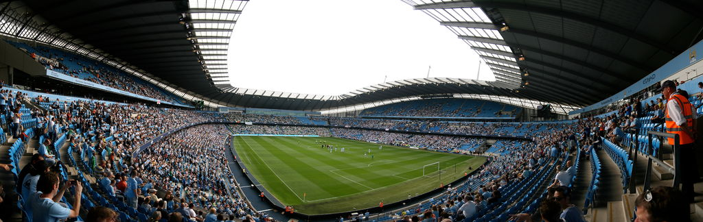 City of Manchester Stadium (LiamUK at English Wikipedia)