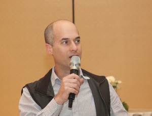 Ronen Kertis, CEO of Cappitech