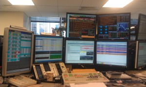 pic of my old trading desk