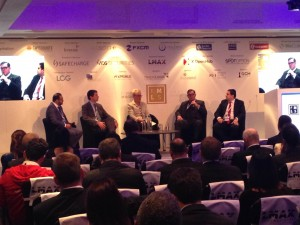 Fm London Summit, 1st panel