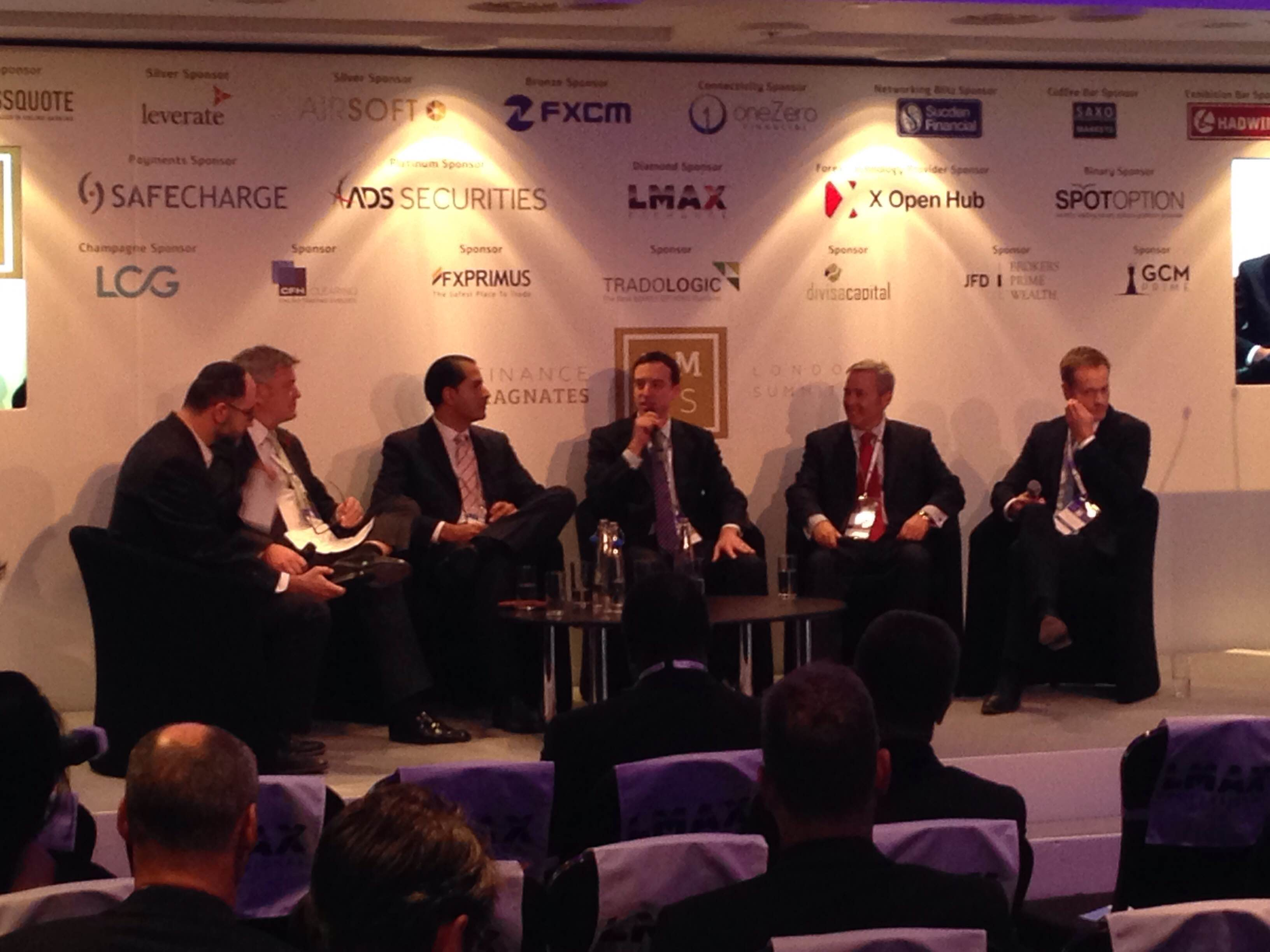 Forex magnates summit 2015