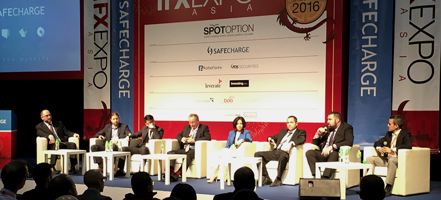 Technology Panel, iFX Expo Hong Kong 2016