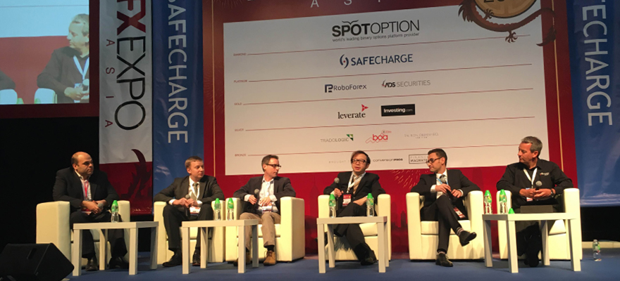 Marketing Panel, iFX Expo Hong Kong 2016