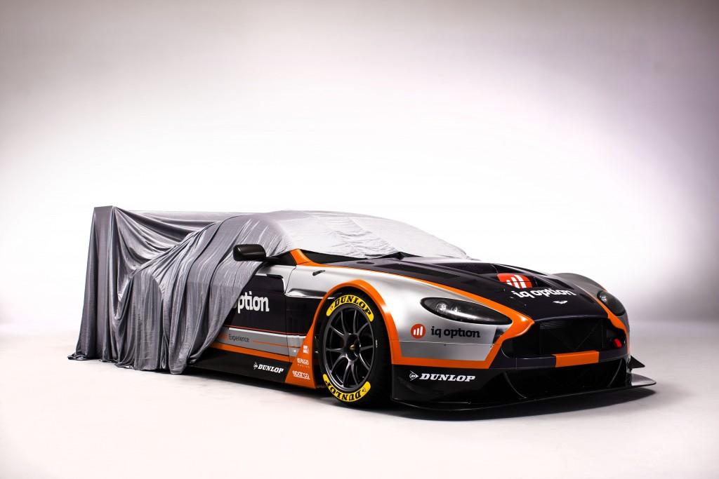 Aston Martin Racing (Source: IQ Option)