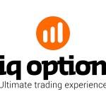 IQ Option logo Source: IQ OptionIQ Option logo Source: IQ Option