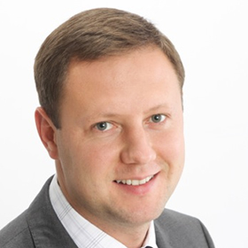 Peter Tatarnikov, Chairman, Financial Commission