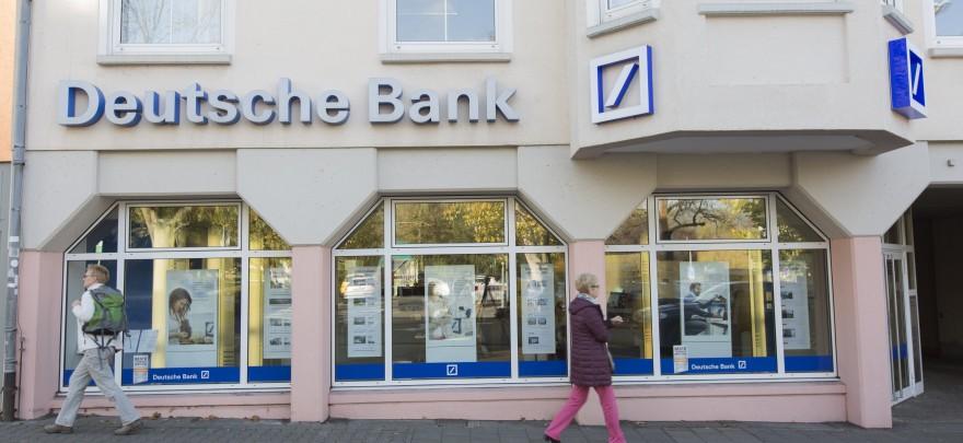 Deutsche Bank, Financial Times