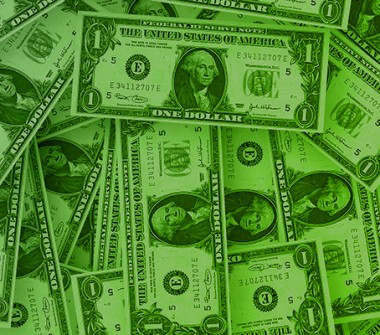 Dollar_Green_Gradient