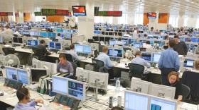 London trading desk