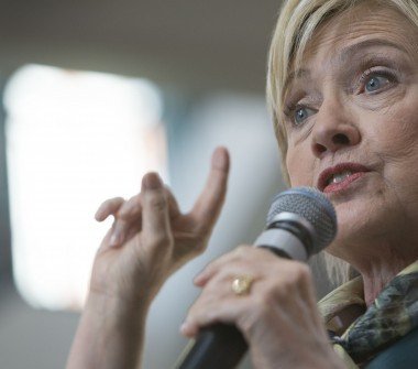 Hillary Clinton (Photo: Bloomberg)
